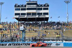 Sieg für Justin Allgaier, JR Motorsports, Chevrolet