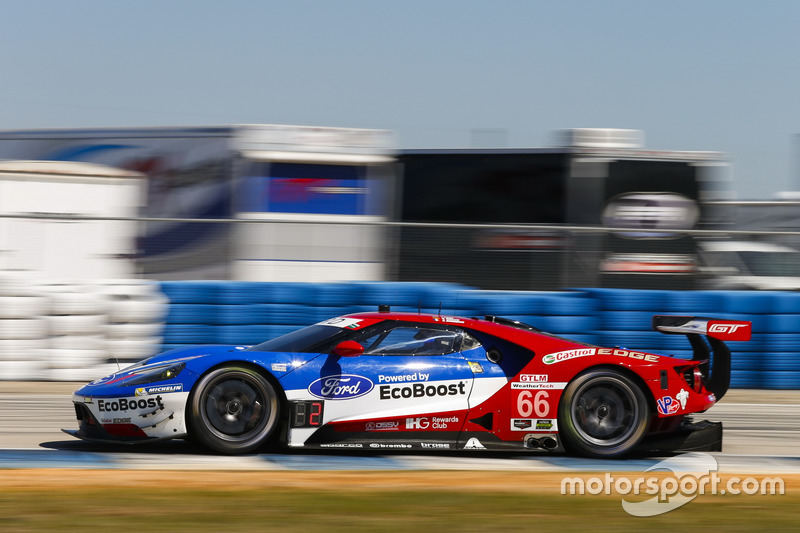 2. GTLM: #66 Ford Performance Chip Ganassi Racing, Ford GT