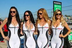 Chicas Hot Weathertec
