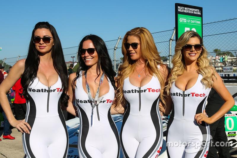 Chicas Hot Weathertec At Sebring Imsa Fotos