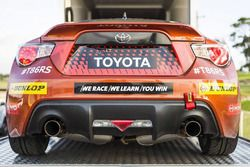 Toyota 86 rear detail