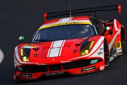 #50 Ferrari 488 GT3:都筑晶裕, 新田守男