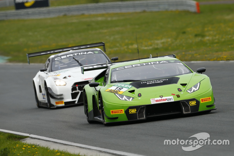#16 GRT Grasser Racing Team, Lamborghini Huracán GT3 (Symbol-Bild)