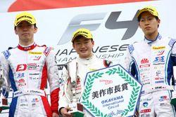 FIA-F4 Rd.2 Podium