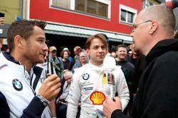 #43 BMW Team Schnitzer, BMW M6 GT3: Timo Scheider, Augusto Farfus