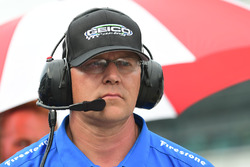 Шеф-механик Dale Coyne Racing Тодд Филлипс