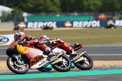 Danny Kent, Red Bull KTM Ajo, Bo Bendsneyder, Red Bull KTM Ajo