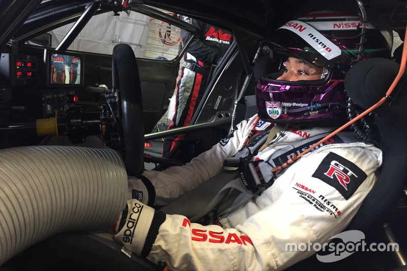 #3 Nddp Racing Nissan GT-R Nismo GT3: Jann Mardenborough