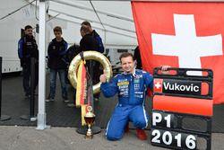Milenko Vukovic, Audi A3, campione