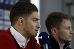 Pressekonferenz: Edoardo Mortara, Audi Sport Team Abt Sportsline, Audi RS 5 DTM