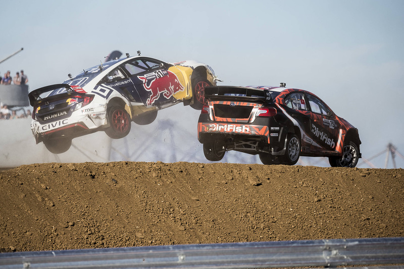 Joni Wiman, Honda, David Higgins, Subaru