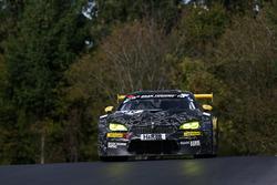 Jesse Krohn, Victor Bouveng, Christian Krognes, Walkenhorst Motorsport, BMW M6 GT3
