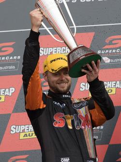 Podium: 1. Jonathon Webb, Tekno Autosports, Holden