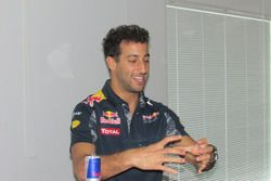 Daniel Ricciardo, Red Bull Japan