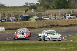 Santiago Mangoni, Laboritto Jrs Torino, Jose Manuel Urcera, Las Toscas Racing Chevrolet, Juan Jose E