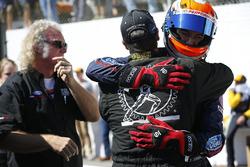 Yarış galibi #15 Multimatic Motorsports Ford Shelby GT350R-C: Scott Maxwell, Billy Johnson