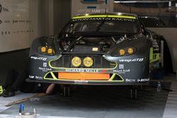 Экипаж #97 Aston Martin Racing Aston Martin Vantage GTE