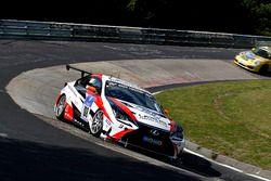 """#188 Toyota Gazoo Racing, Lexus RC: Takayuki Kinoshita, Takamitsu Matsui, Naoya Gamo, """"Morizo"""