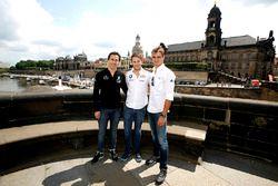 Robert Wickens, Marco Wittmann, Nico Müller