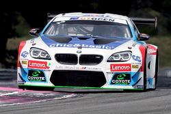 #2 BMW Team Teo Martin BMW M6 GT3: Gustavo Yacaman, Fernando Monje