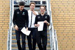 Esteban Ocon, Mercedes-AMG Team ART, Mercedes-AMG C 63 DTM DTM; Daniel Juncadella, Mercedes-AMG Team