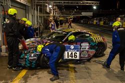 #146 Speedworxx Racing, Porsche Cayman S: Alejandro Chahwan, Alfredo Tricarichi, Marcos Vazquez