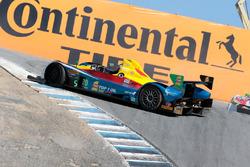 Giros del #20 BAR1 Motorsports ORECA FLM09: Johnny Mowlem, Matthew McMurry