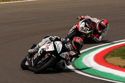 Jordi Torres, Althea BMW Team, und Leon Camier, MV Agusta