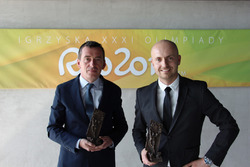 Jarek Baran, Kajetan Kajetanowicz, premio fair play
