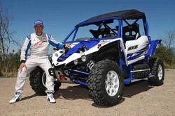 Joan Font debutará en el Dakar 2017 con un Yamaha YXZ1000R