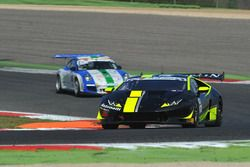 Lamborghini Huracan-S.GT Cup #131 Imperiale Racing, Simone Pellegrinelli