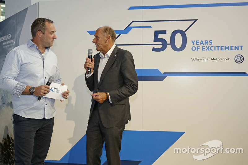 Patrick Simon, Hans-Joachim Stuck at the Opening event