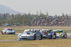 Laureano Campanera, Donto Racing Chevrolet, Esteban Gini, Nero53 Racing Torino, Nicolas Gonzalez, A&P Competicion Torino, Matias Jalaf, CAR Racing Torino