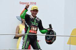Podium : le deuxième, Jakub Kornfeil, Drive M7 SIC Racing Team