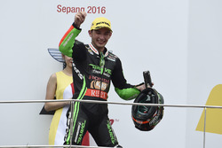 Podium: second place Jakub Kornfeil, Drive M7 SIC Racing Team
