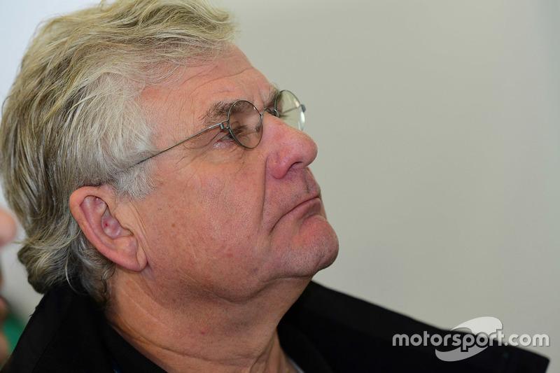 Jacques Nicolet, Geschäftsführer von Onroak Automotives