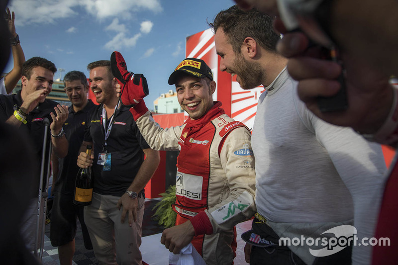 1. Trofeo Pirelli: Daniel Mancinelli