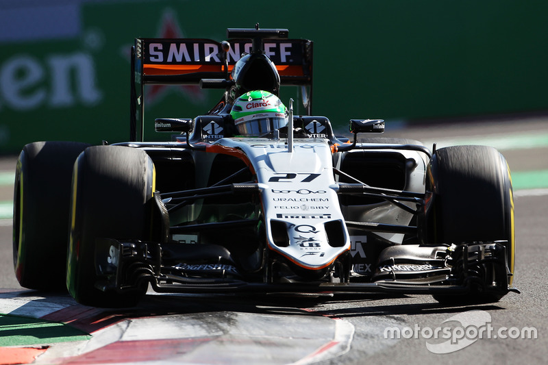 7e - Nico Hülkenberg (Force India)