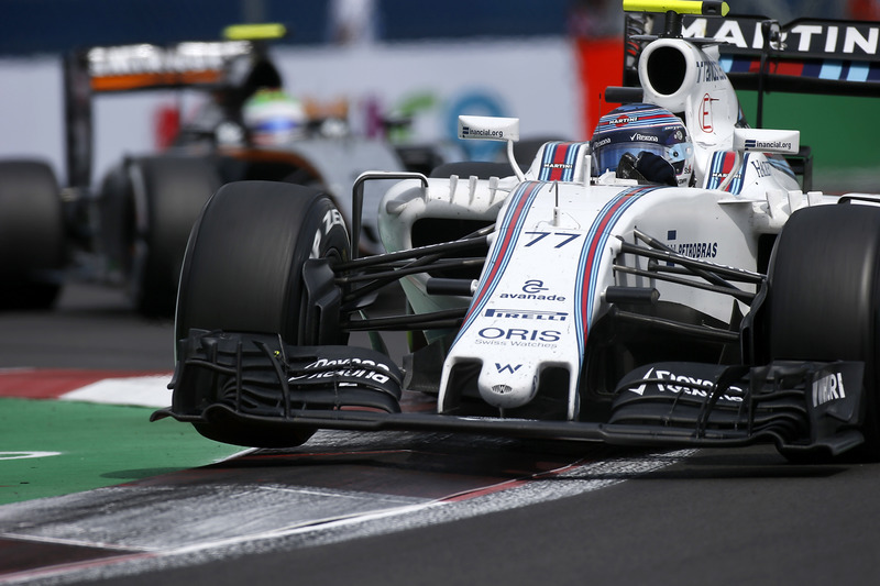 8e - Valtteri Bottas (Williams)