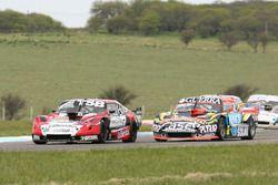 Jose Manuel Urcera, Las Toscas Racing Chevrolet, Luis Jose Di Palma, Stopcar Maquin Parts Racing Torino