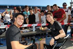 Vitor Baptista, RP Motorsport et Jack Aitken, RP Motorsport