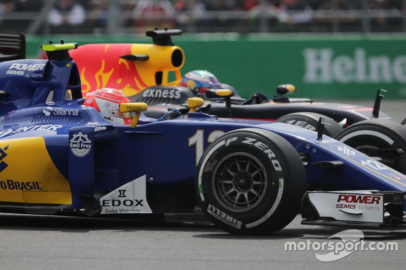 15e - Felipe Nasr (Sauber)