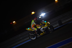 #44, No Limits Motor Team, Suzuki: Giovanni Baggi, Christian Napoli, Federico Napoli