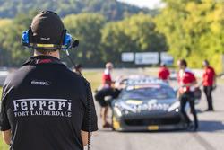 Miembro del equipo Ferrari de ft. Lauderdale