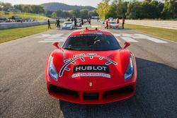 Ferrari pace car