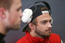 #47 Team WRT, Ligier JS P2 - Judd: Уилл Стивенс