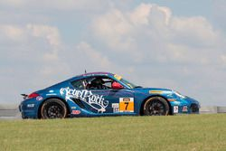 #7 Rebel Rock Racing Porsche Cayman: Frank DePew, Sean Rayhall