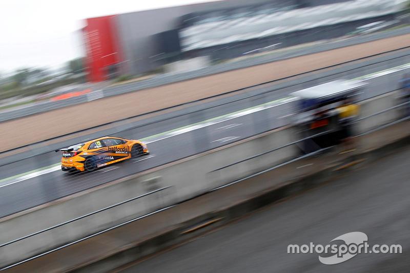#25 Matt Neal, Halfords Yuasa Racing, Honda Civic Type R