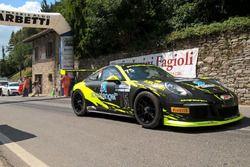 Alessandro Gabrielli, Porsche 991, GS Ascoli