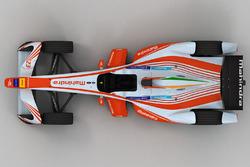 Das Design von Mahindra Racing für die Formel-E-Saison 2016/2017